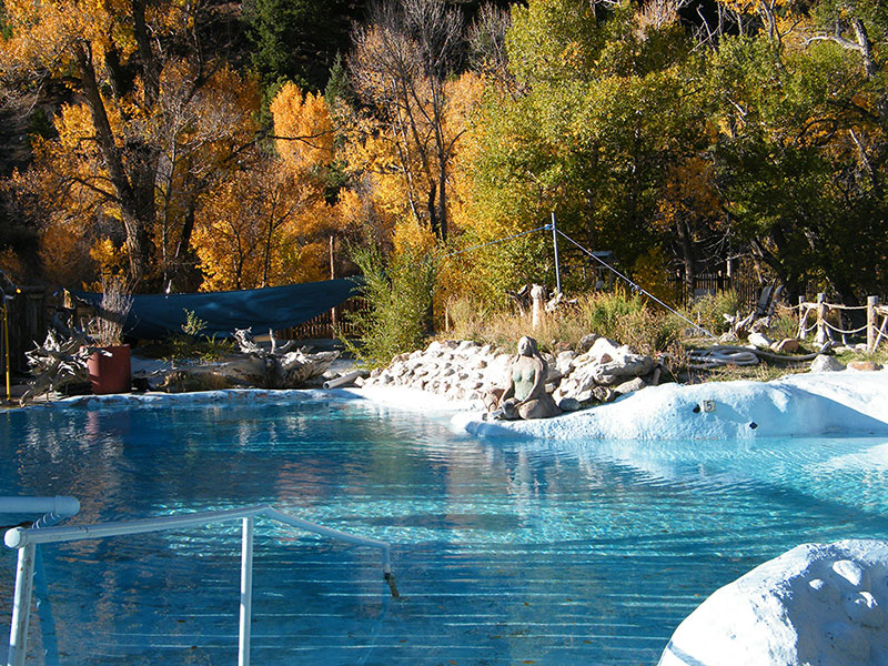 Hot Springs Pools Photos Cottonwood Hot Springs Inn Amp Spa